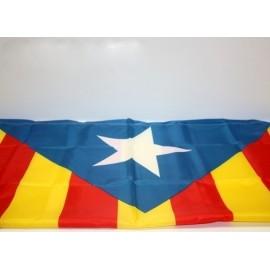 Bandera Estelada con Cinta para Colgar 90x130cms