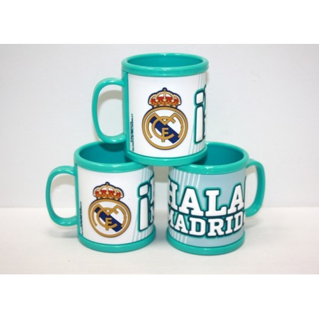 Real Madrid Taza Rubber