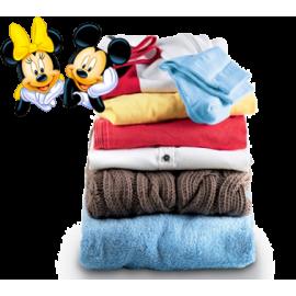 Articulos Textil y Complementos Mickey & Minnie