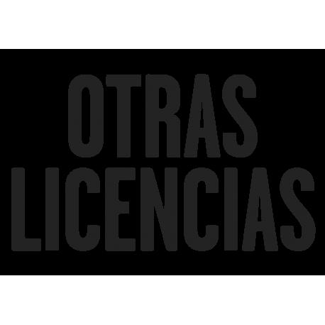 Otras Licencias