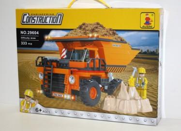Construcción Tipo Lego Obras 333 Piezas