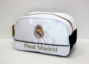 Real Madrid Neceser 1 Asa Blanco
