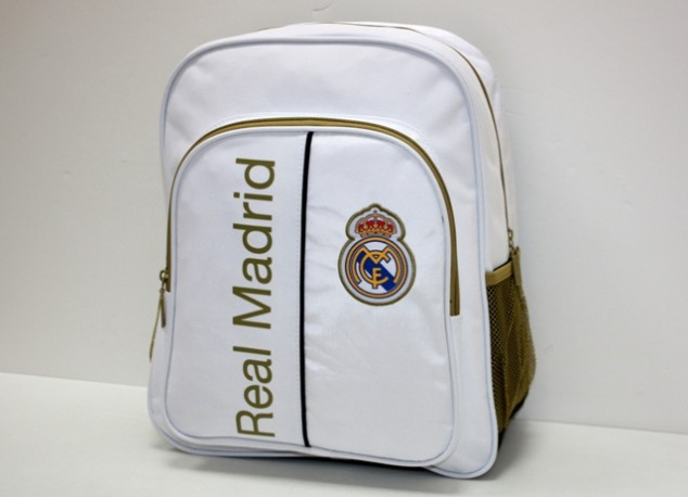 Real Madrid Mochila Adaptable 38cm