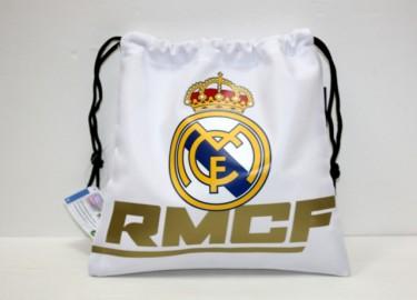 Real Madrid Saco Oro Merienda