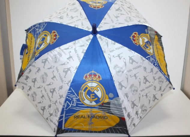 Real Madrid Paraguas Infantil Automático
