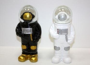 Hucha Astronauta 21cm SOLO BLANCA