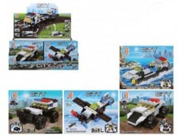 Blocs Tipo Lego City x 12