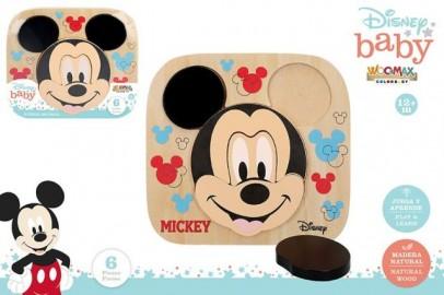 Puzzle Madera Mickey