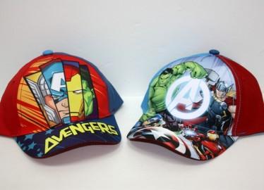 Gorra 20 Avengers x 2