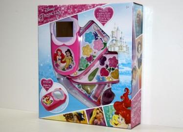 Set de Maquillaje Forma Teléfono Princesas