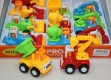 Tractores y Maquinaria Infantil x 12