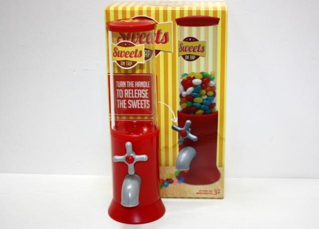Dispensador Grifo sin Caramelos 30 cm