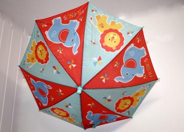 Paraguas Infantil Fisher Price 38 cm x 2