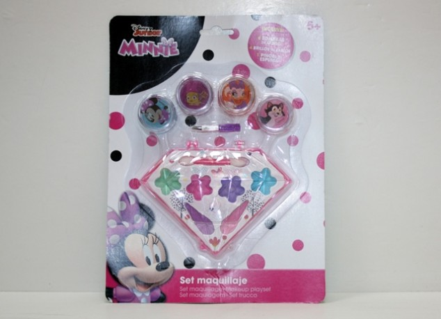 Set de Maquillaje Minnie Rubi