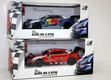 Coche Radio Audi RS5 Red Bull x 2