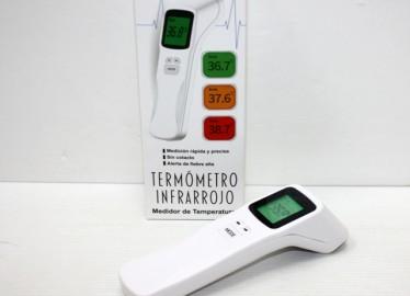 Termómetro Infrarrojos DIseño 3 Botones