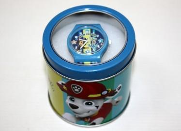 Reloj Analógico Paw Patrol en Caja
