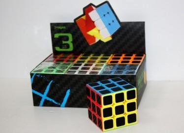 Cubo Tipo Rubick Filos Negros x 6