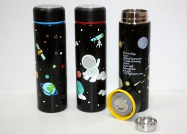 Botella Termo Acero Astronautas 500ml