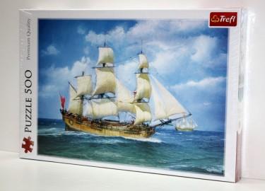 Trelf Puzzle Barco Velero 500 Piezas