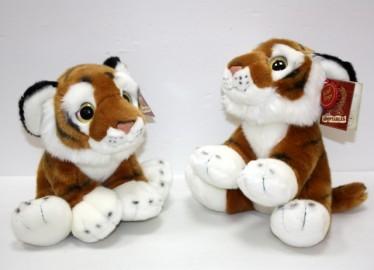 Peluche Adoptable Tigre