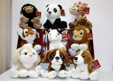 Peluche Keel Toys Adoptable x 9 Surtidos