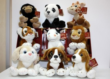 Peluche Keel Toys Adoptable x 9 Surtidos 28 CMS