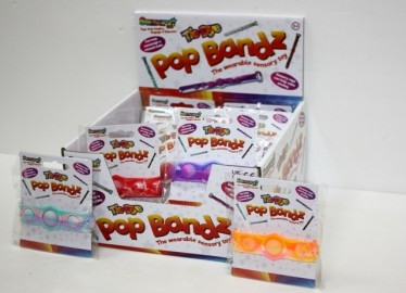 Pop Its Pulsera Multicolor x 24