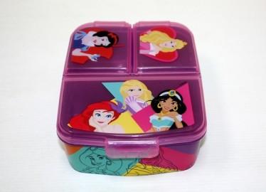 Princesas Sandwichera Triple