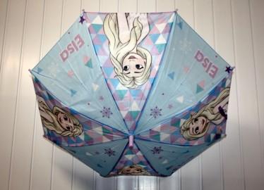 Paraguas Frozen II 48cm x 3
