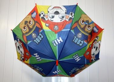 Paraguas Paw Patrol 48cm x 3