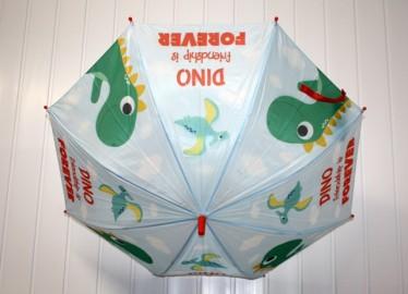 Paraguas Dino 48cm x 2