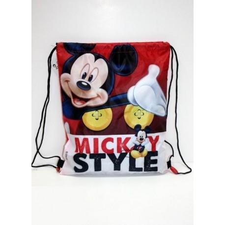 Mickey Gym Bag 41 Cms