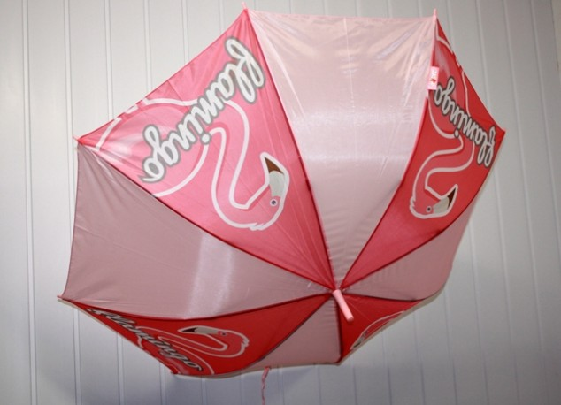 Paraguas Flamencos Adulto