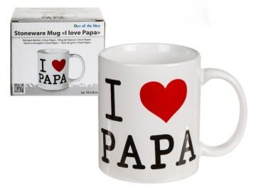 Taza I Love Papa